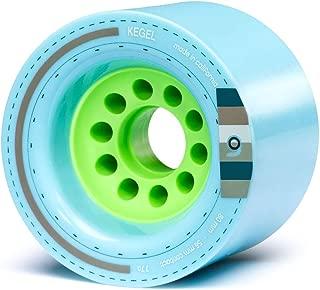product image for Orangatang Kegel 80 mm Downhill Longboard Skateboard Cruising Wheels (Set of 4)