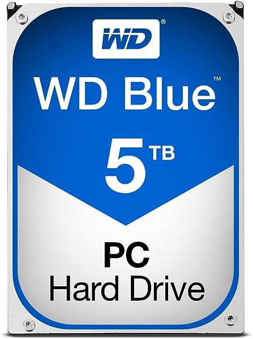 WD50EZRZ-RT [WD Blue(5TB 3.5インチ SATA 6G 5400rpm 64MB)]