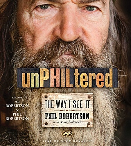 unPHILtered: The Way I See It by Phil