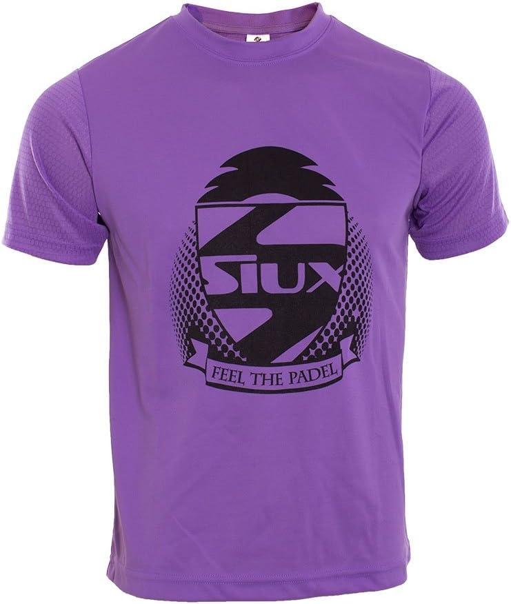 Siux Camiseta COMPETICION Violeta: Amazon.es: Deportes y aire libre