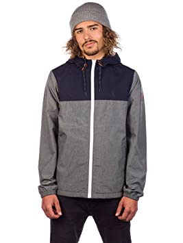 Element Chaqueta Alder 2 Tones Mid Gris Heather (M, Gris ...