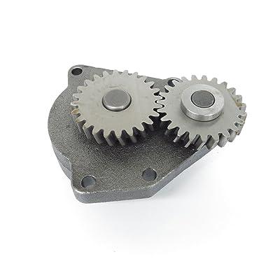 US Motor Works USOP1464 Heavy Duty Oil Pump: Automotive [5Bkhe0800275]