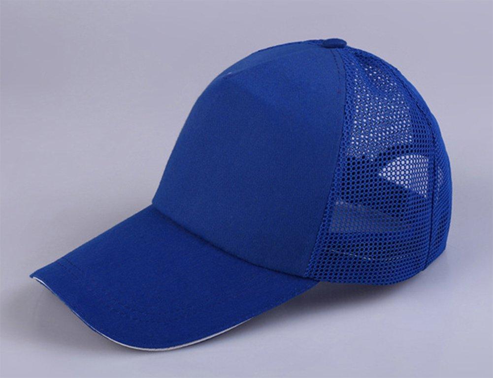 Outflower Gorra de Béisbol del Sombrero del sol Sombrero Verano Primavera  gasa Transpirable de Color Sólido 5dd1f1ae524