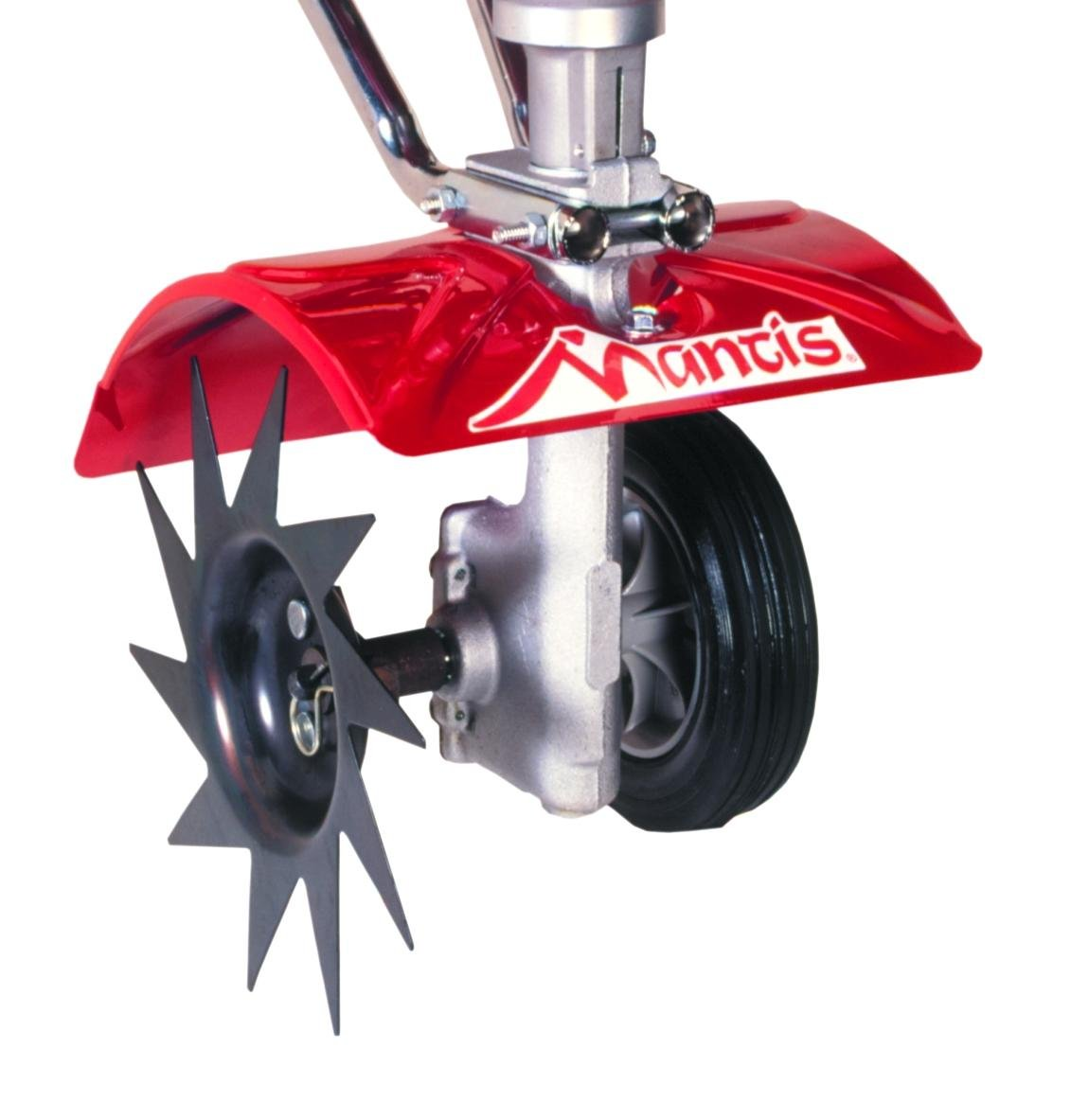 Mantis 3222 Power Tiller Border Edger Attachment for Gardening