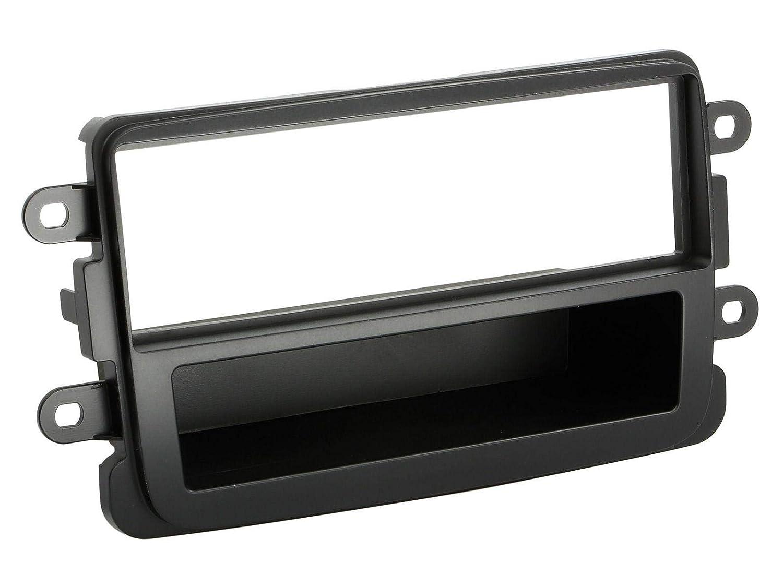 ACV 1-DIN RB mit Fach Dacia Dokker//Duster//Lodgy schwarz