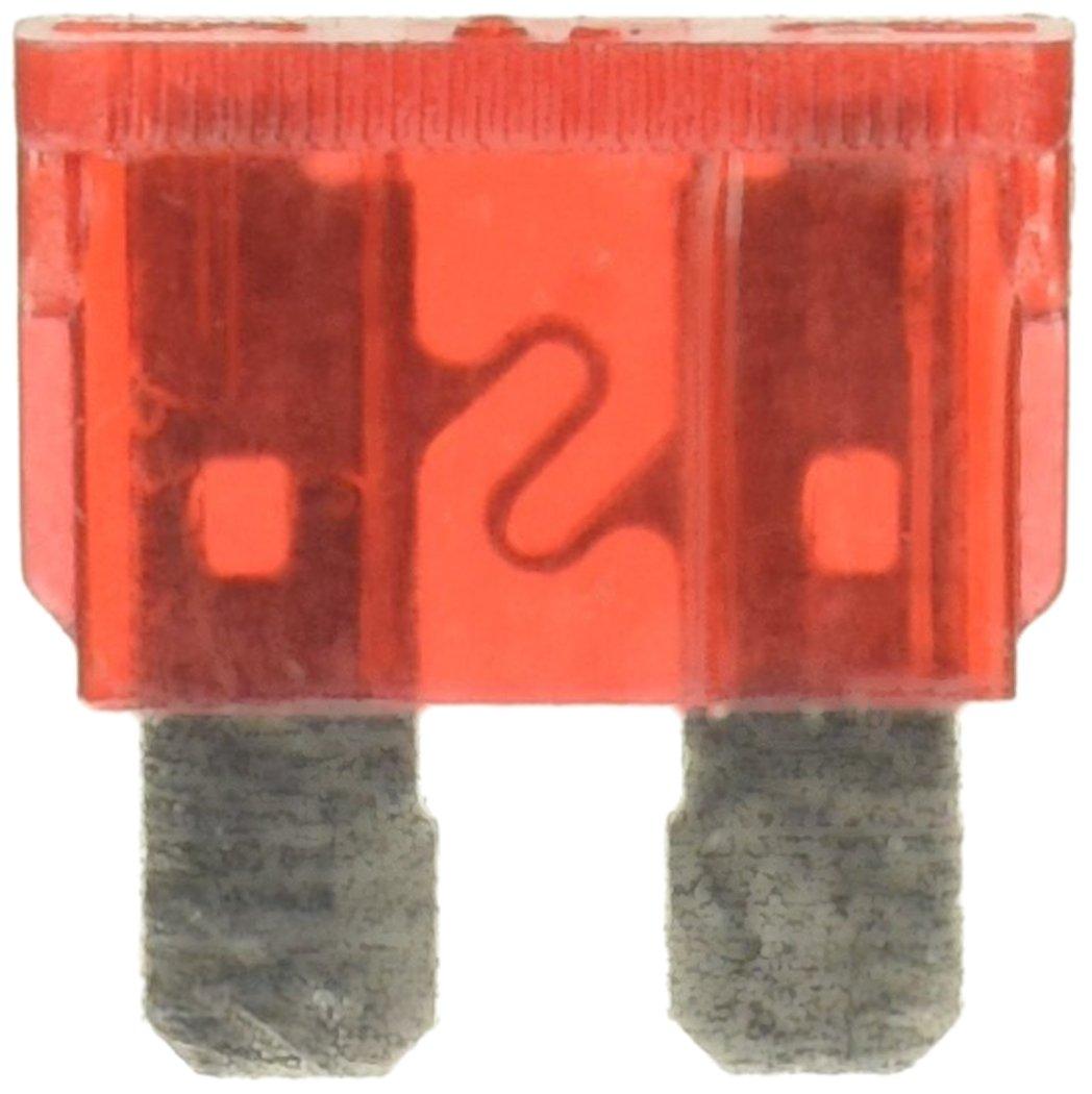 Keep It Clean 11018 Fuse 10 Amp ATC Blade Fuses - Bag 100