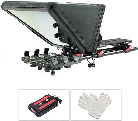 Proaim Universal Tablet Teleprompter (P-TP300) para iPad cámaras ...