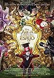 Alicia A Través Del Espejo (Edición Metálica) [Blu-ray]