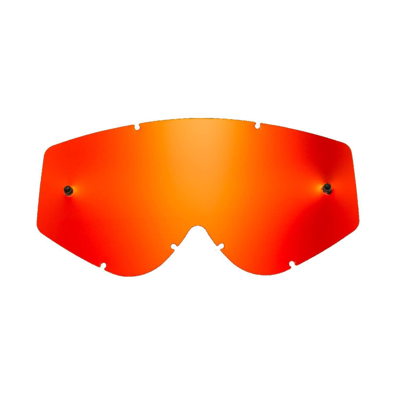 HZ GMZ 3/GMZ 2/GMZ/Neox 411135 lenti di ricambio per maschere di colore arancione
