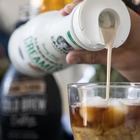 Califia Farms Almondmilk Coffee Creamer with Coconut Cream, Dairy Free, Irish Cream, 25.4 Oz (Pack of 6): Amazon.com: Grocery & Gourmet Food