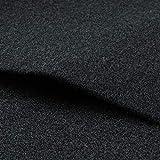 Absolute C10BK 10-Feet Long/4-Feet Wide Black