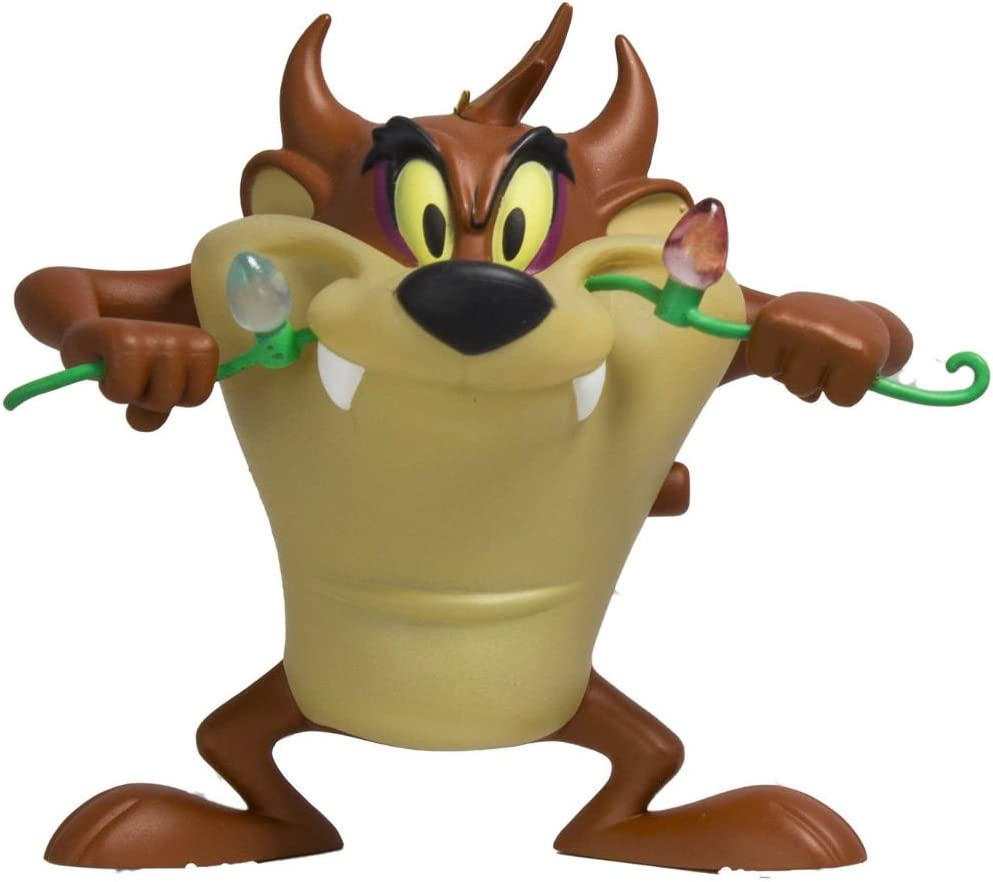 Hallmark 1 X A Light Snack - Taz Looney Tunes 2013 Ornament
