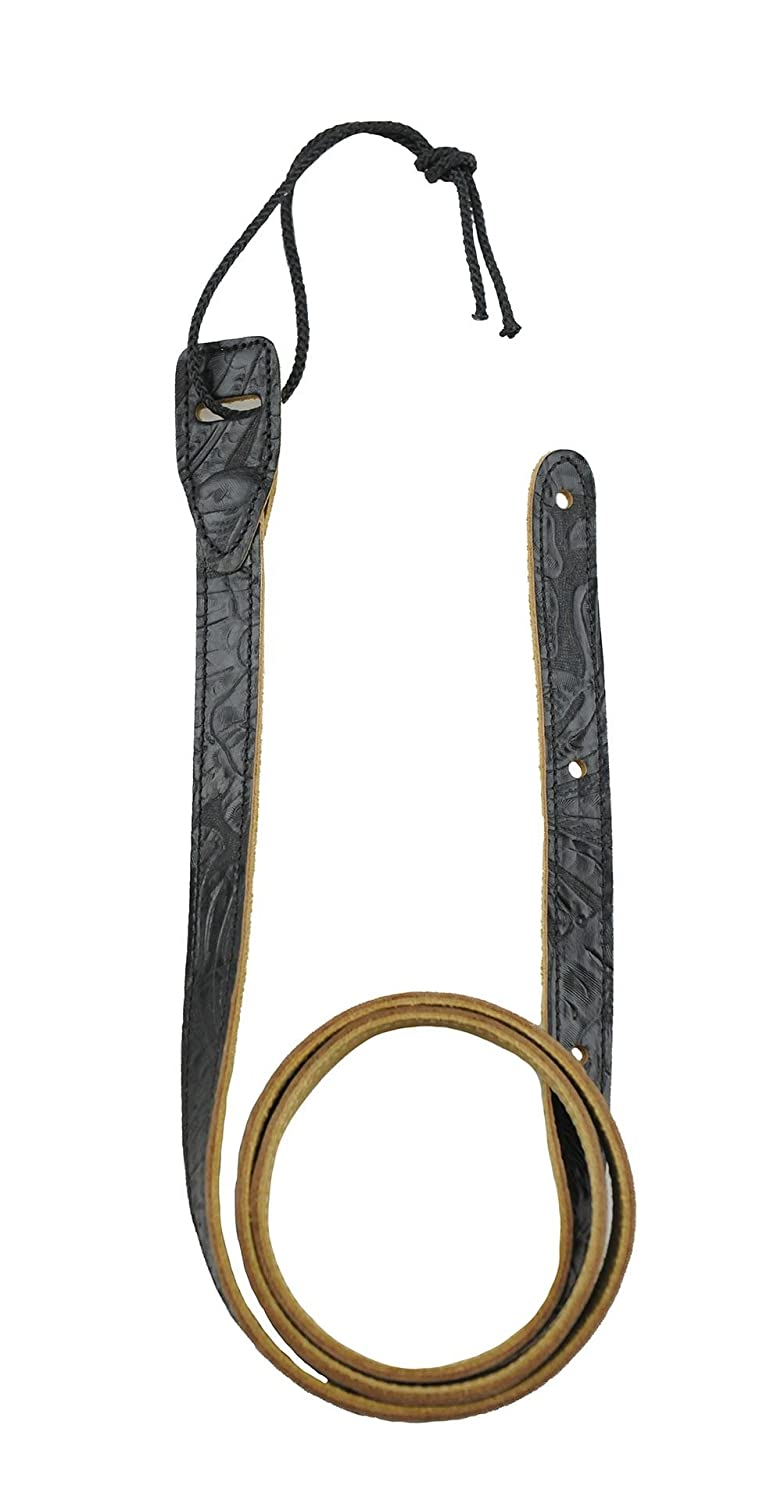 Perris Leathers LPCP-6665 Leather Cradle Style Mandolin Straps Perris Leathers CA