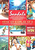 Sandals Resorts In Montego Bay Jamaica Brochure /royal Caribbean /carlyle /mobay | amazon.com