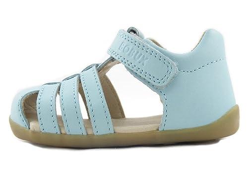 Sandalo Passi Up Chiuso Bobux Velcro 723415 Bambina Primi Step 3SAqjc4L5R