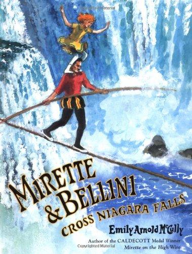 Mirette and Bellini Cross Niagara Falls (Niagara Falls-outlet-shops)