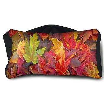 Amazon.com: Almohada de ojos de arce hojas personalizada ...