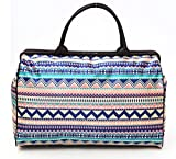SENLI 25 litres Duffle travel bag gym tote Carry-On Purse Work Handbag