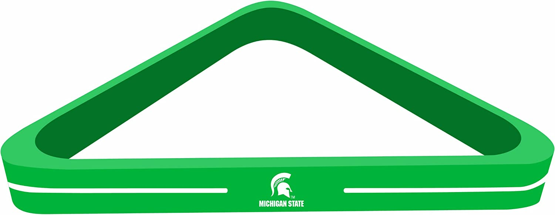 Pool Ball Rack NEW Licensed NCAA Michigan Wolverines Billiard Triangle
