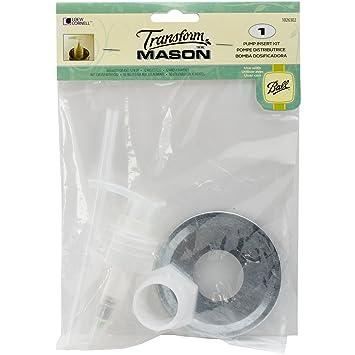 Loew-Cornell Transform Mason Ball Lid Pump Inserts, 1-Pack