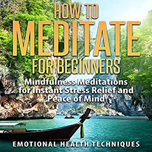 How to Meditate for Beginners Speech