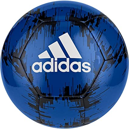 leyendo Instantáneamente Buzo  Buy Adidas Football Size 5 (Glider 2 - Football Blue/Black / White) Online  at Low Prices in India - Amazon.in