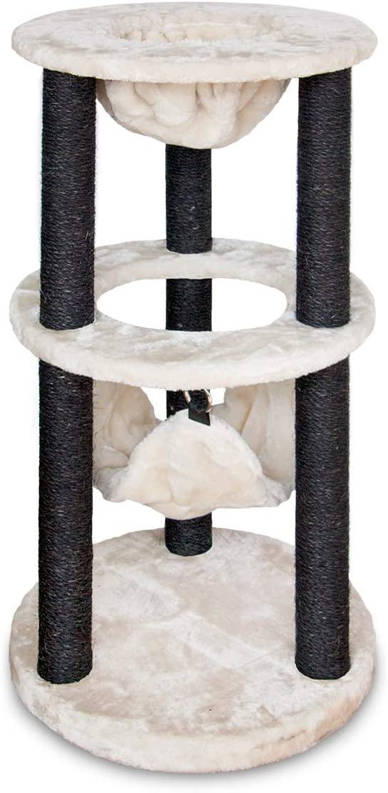 Catify Cat Scratcher Pad Toy Tree by Best Supplies