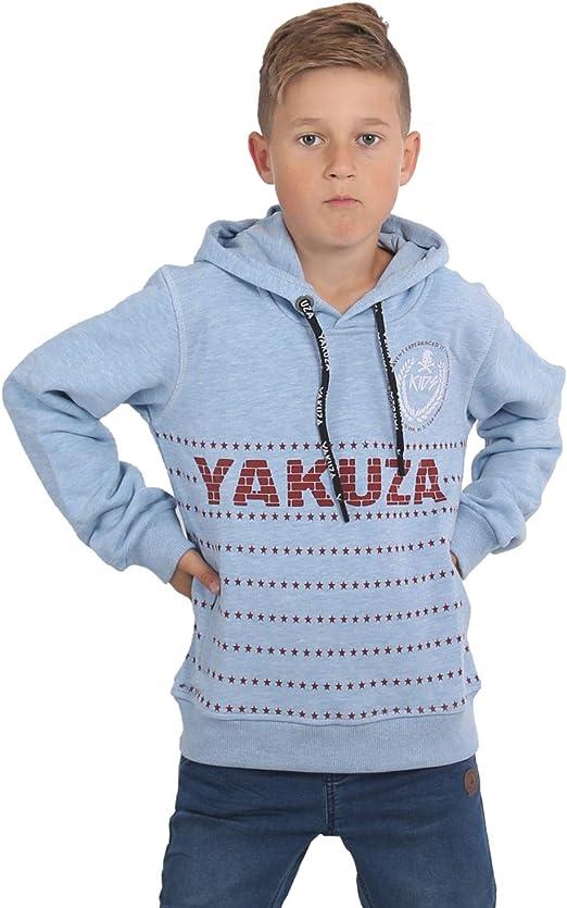 Schwarz Neuer Yakuza Kinder War Is Sweet Hoodie Kapuzenpullover