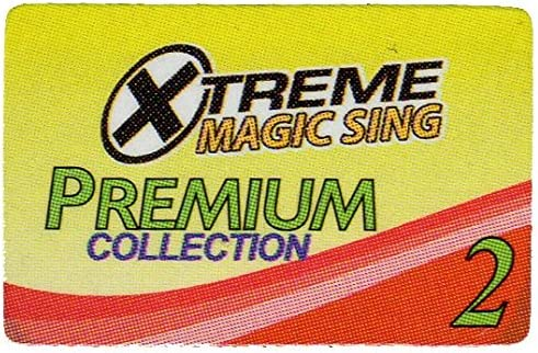 ET25K ET19KV ET9K A Collection of 300 Songs All Time Favorite ET25KN ET18K Magic Sing Karaoke Mic Songchips Premium Collection 2 for ET23KH