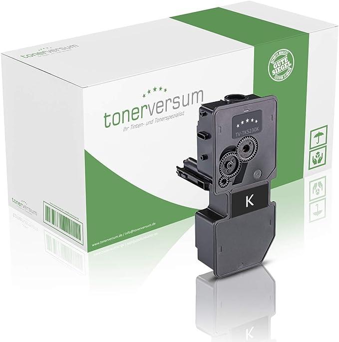 Xxl Toner Kompatibel Zu Kyocera Tk 5230k Schwarz Druckerpatrone Für Ecosys M5521cdn M5521cdw P5021cdn P5021cdw Laserdrucker Bürobedarf Schreibwaren