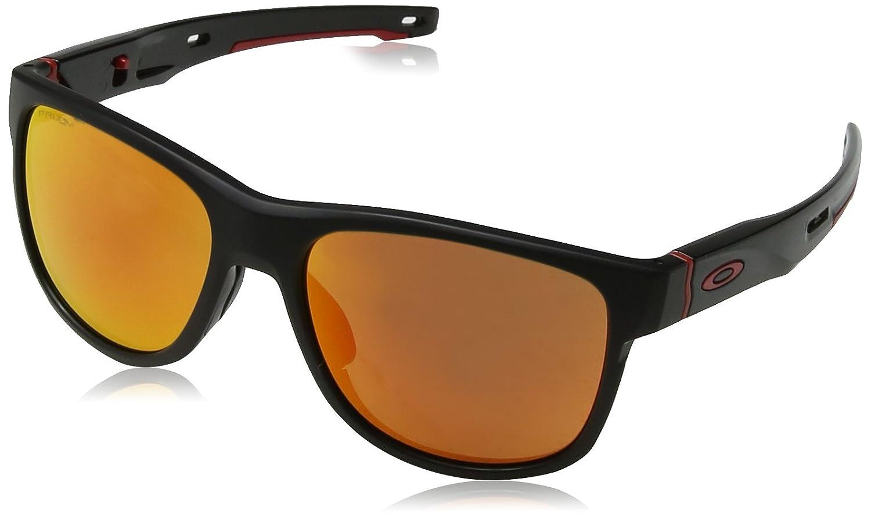 Oakley Crossrange R 935904, Gafas de Sol Hombre, Negro, 57