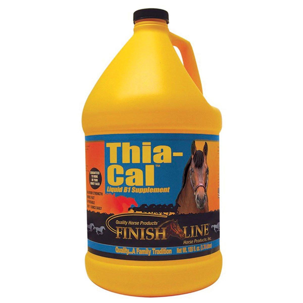 Finish Line Horse Products Thia Cal (Gallon)