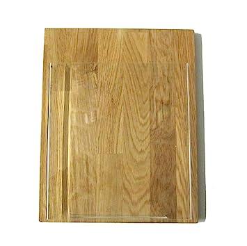 Linlay Intarsien Gravuren Flyerhalter Wand Holz Eiche