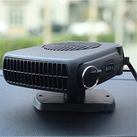 12V Car Heater Demister Cooler Portable Windscreen Window Demister Defroster UK