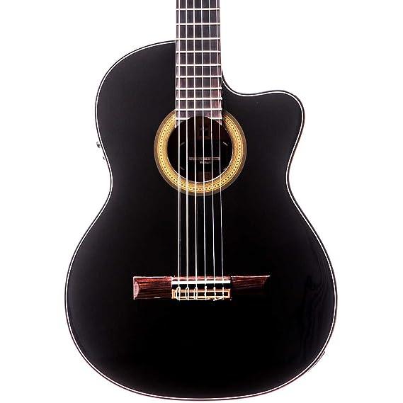 De trajano de Mérida T-5CES electro-de la guitarra clásica ...