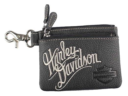 Amazon.com: Harley-Davidson bordado de la mujer H-D Script ...