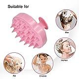 Hair Scalp Massager Shampoo Brush, Chialstar Soft