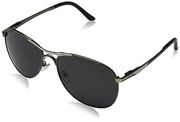 UV400 Polarisierte Pilotenbrille Sonnenbrille Outdoor Sport Fahren Brille YRKI5k
