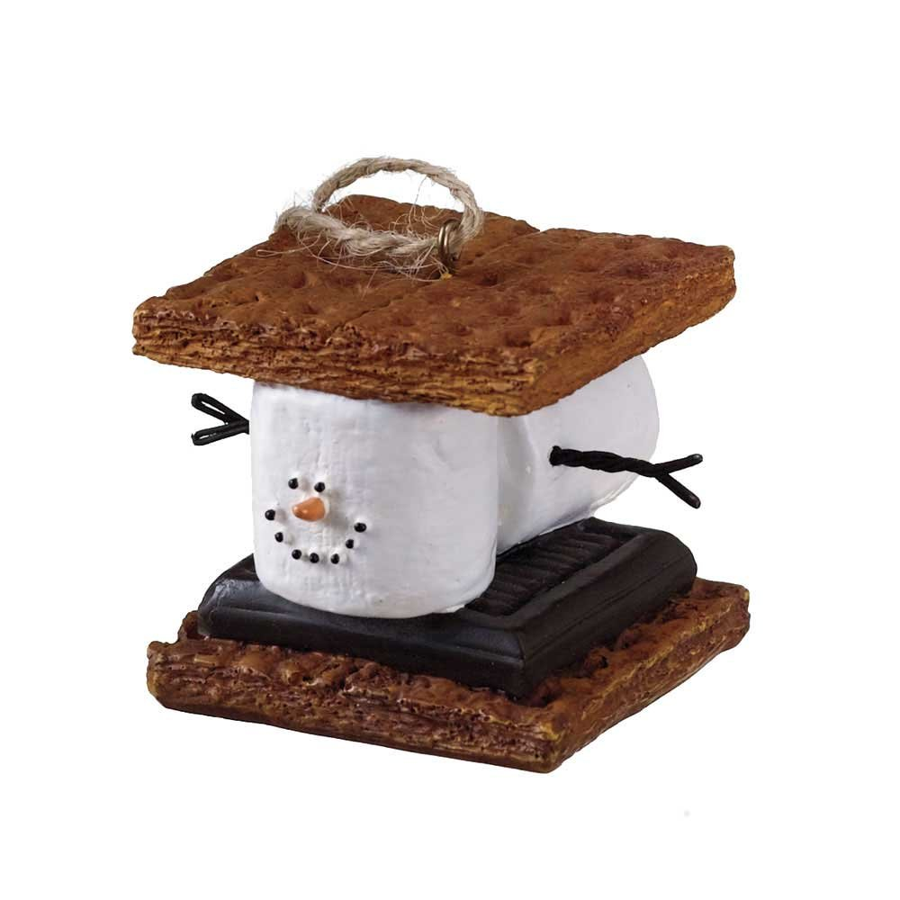 S'mores Sandwich Christmas Ornament