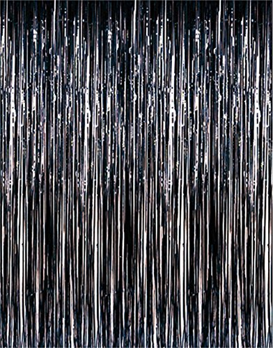 Tinsel Foil Fringe Door Window Curtain