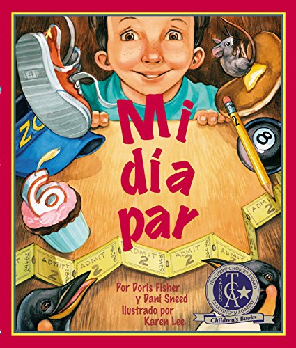 Mi dia par (Spanish Edition) [Doris Fisher - Dani Sneed] (Tapa Blanda)