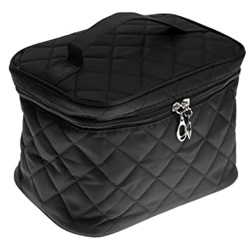 856c525beb Buy Generic Multifunctional Cosmetic Storage Bags Foldable Travel Outdoor Makeup  Bag Pouch - black Online at Low Prices in India - Amazon.in