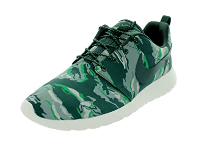 c8058f65d5a3 Nike Mens Roshrun GPX Vntg Green Vntg Grn-Sl-Gmm Grn 555445-