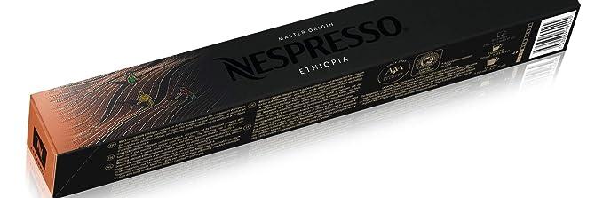 Master Origin Nespresso Ethiopia, 10 Capsules: Amazon in