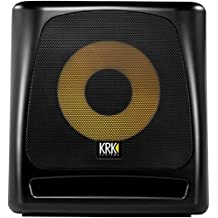 KRK KRK10S-2 Active Powered Studio Reference Subwoofer