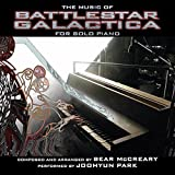 Music Of BATTLESTAR GALACTICA for Solo Piano by Bear McCreary, Joohyun Park, Melanie Henley Heyn (2011-09-21)
