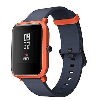 SKQC Reloj Inteligente, edición Juvenil, GPS, Ritmo cardíaco, Deportes, Fitness,