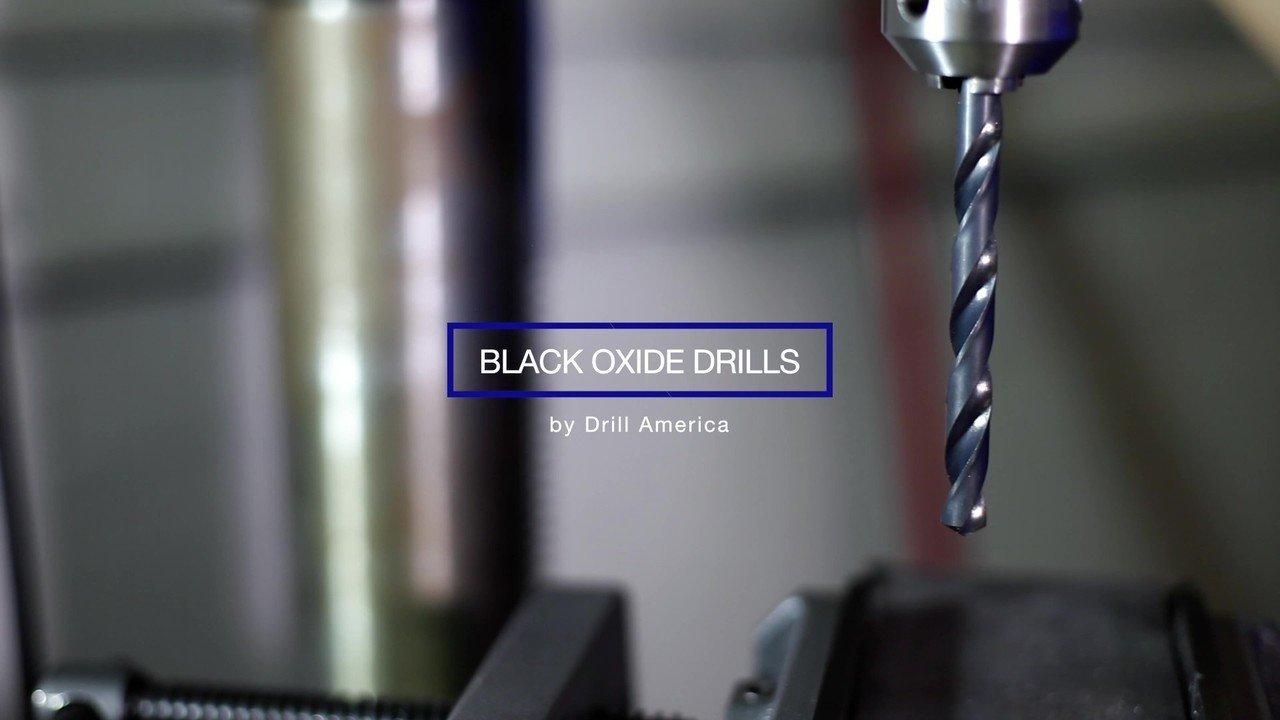 DWDDL Series Drill America 5//8 x 18 High Speed Steel Extra Long Drill Bit