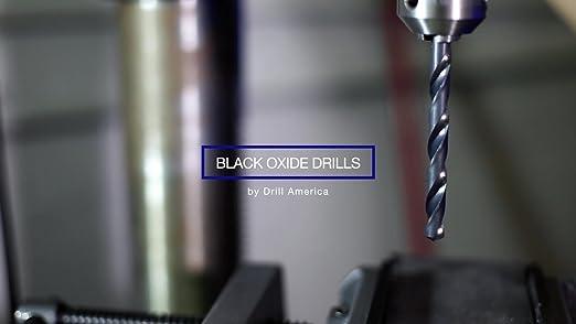DWDTS Series Drill America 1-3//16 High Speed Steel 4MT Taper Shank Drill Bit