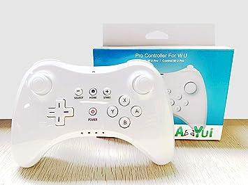Manette Sans Fil Bluetooth Pour Pour Nintendo Wii U Jeu Gamepad Pro Switch Pour Enfants Adults Amazon Fr High Tech